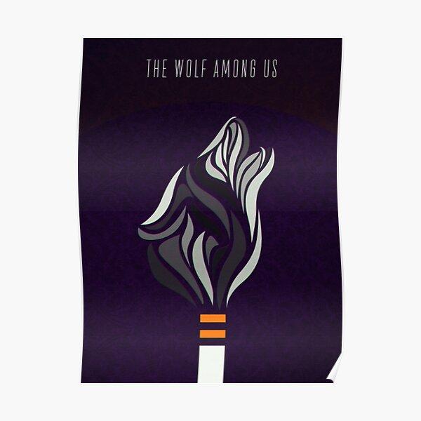 TWAU Smoke Poster Poster