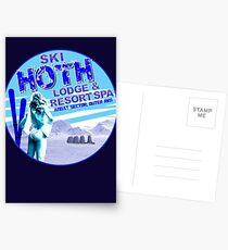 Hoth Lodge Postcards