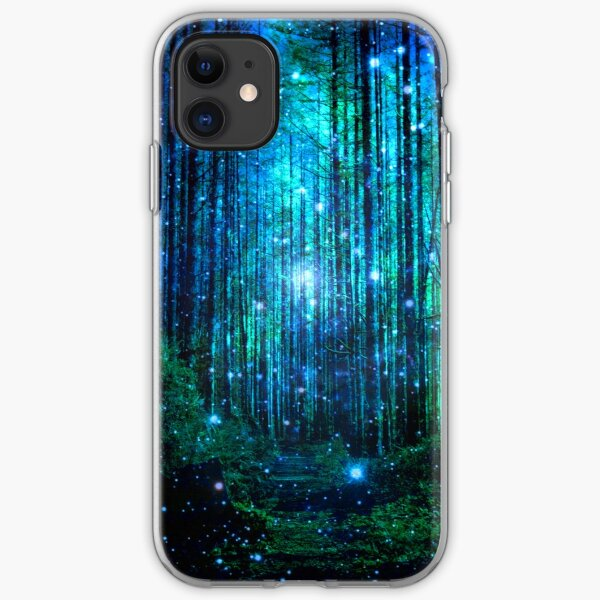 In the magical Forest iPhone Soft Case