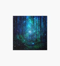 In the magical Forest Art Board