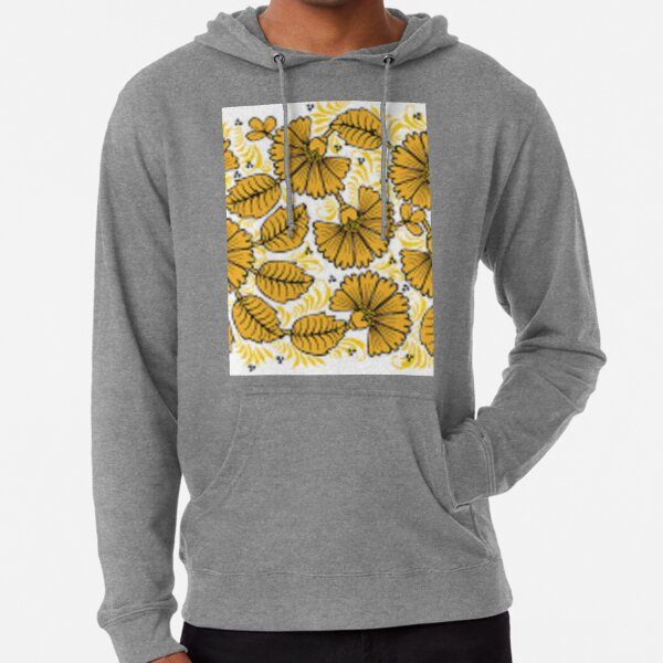 #Ornament, #Pattern, #design, #tracery, #weave, #drawing, #figure, #picture, #illustration Lightweight Hoodie