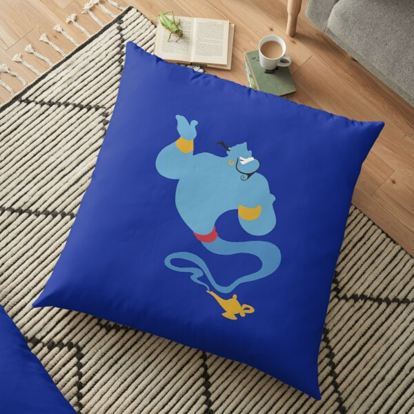 Just 3 Wishes Floor Pillow