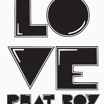 LOVE...FATBOY by joeypatto