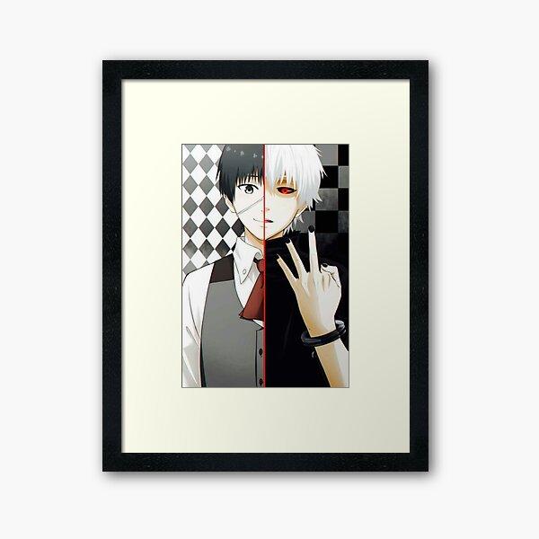 Kaneki Ken Framed Art Print