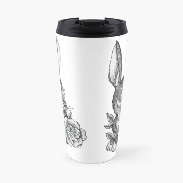 rabbit Travel Mug