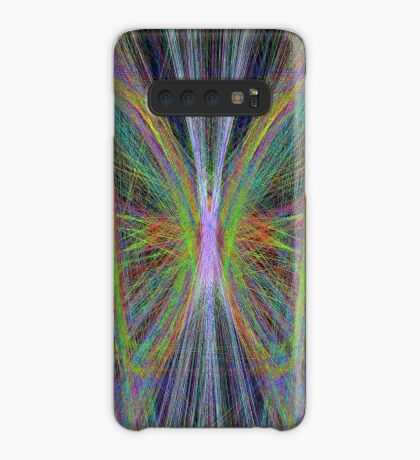 Linify Motley butterfly Case/Skin for Samsung Galaxy