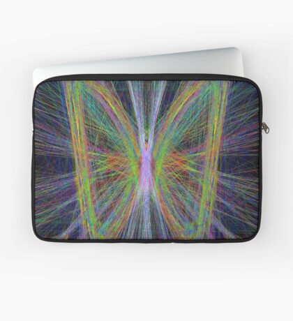 Linify Motley butterfly Laptop Sleeve