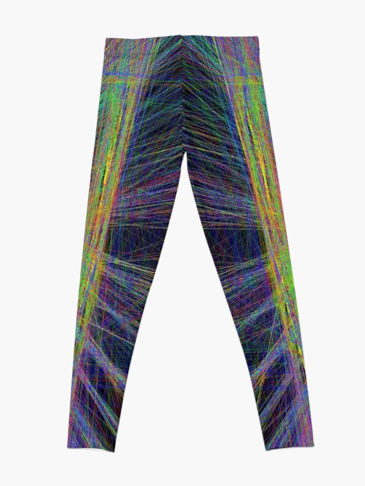 Alternate view of Linify Motley butterfly Leggings