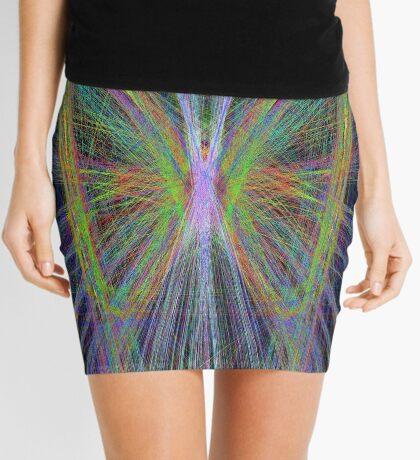 Linify Motley butterfly Mini Skirt