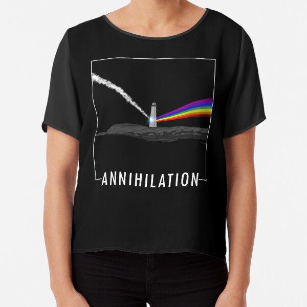 Annihilation  Chiffon Top