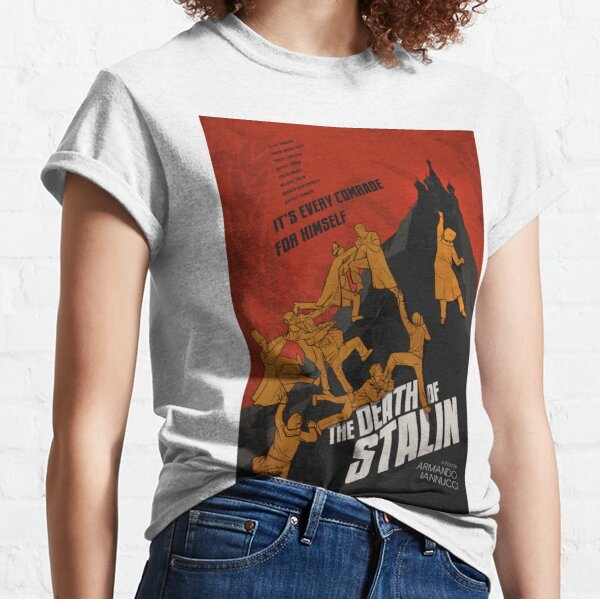 The Death of Stalin Classic T-Shirt