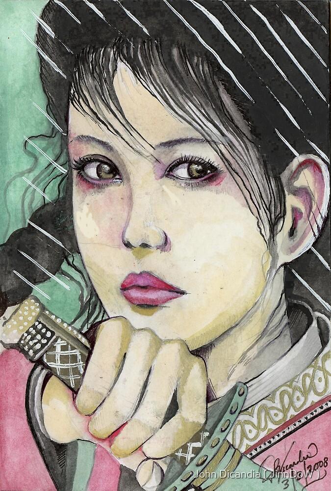 THE SWEET AVENGER by John Dicandia ( JinnDoW )
