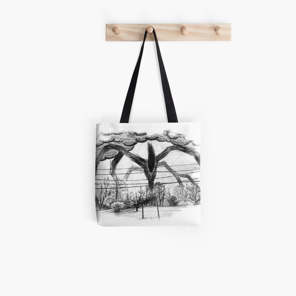 Will Drawing (Stranger Things) Tote Bag