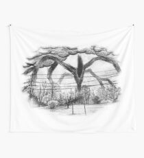 Will Drawing (Stranger Things 2) Wall Tapestry