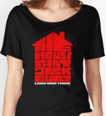 the house that jack built Women's Relaxed Fit T-Shirt