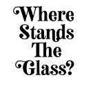 WHERE STANDS THE GLASS? SUPER COOL T-SHIRT BLAINE SMITH WEBB PIERCE COUNTRY MUSIC NASHVILLE DRINK by westox