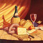 Salame e Formaggio by Cary McAulay
