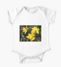 Daffodils Dreaming Kids Clothes