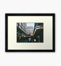 The Savoy Framed Print