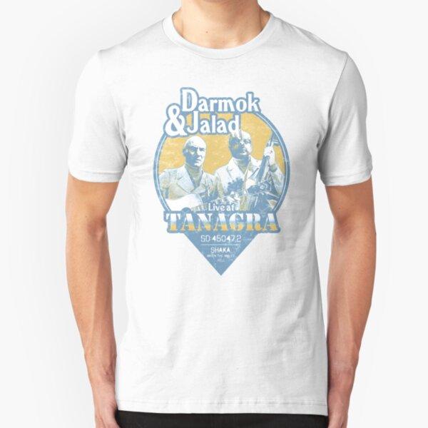 Live at Tanagra Slim Fit T-Shirt