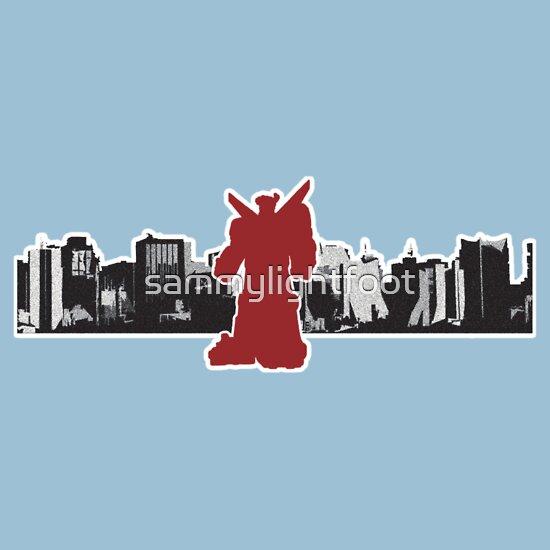 TShirtGifter presents: City Guardian