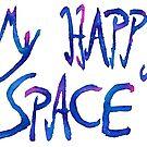 My happy space! by michelofya