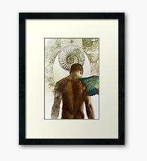Sanctimonia Framed Print