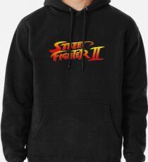 Sudadera con capucha Logotipo de Street Fighter 2 II