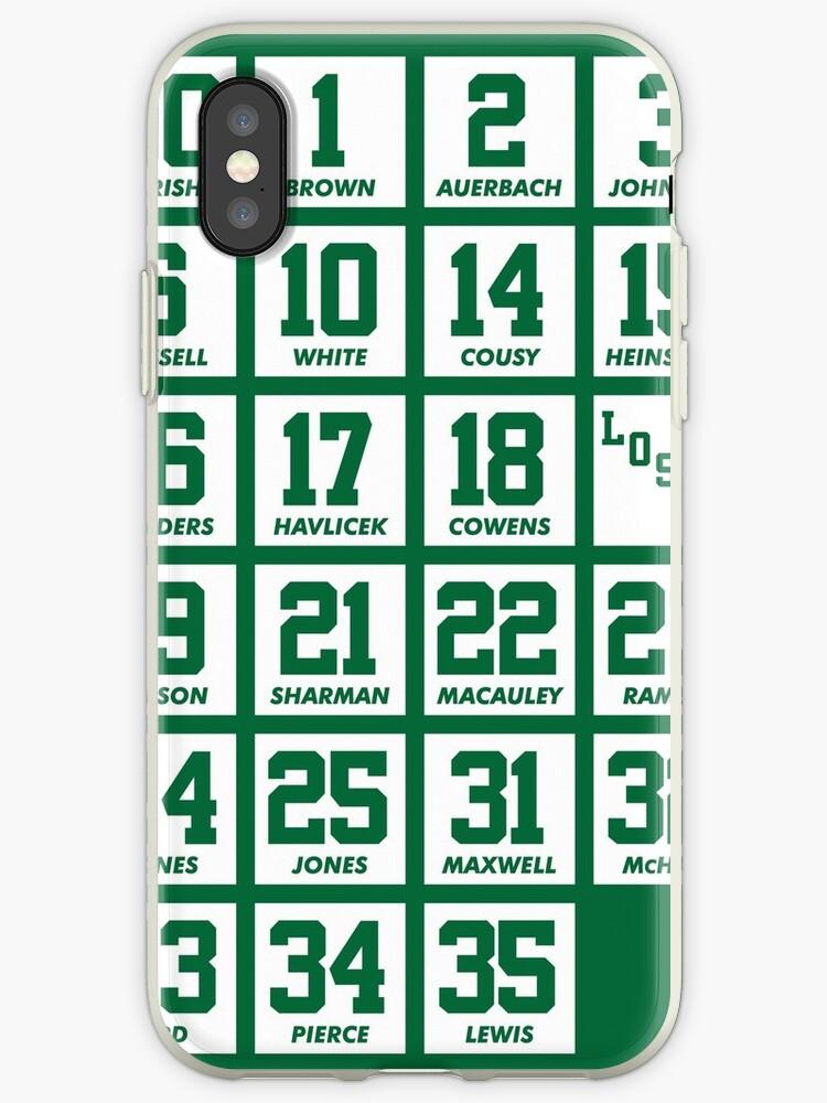 6f2059415 Retired Numbers - Celtics