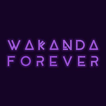 Wakanda Forever by ao01