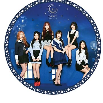 GFRIEND - Time for the moon night  by Kimidesigns