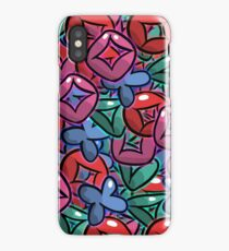 Playstation shapes iPhone Case