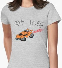 Rocket League® - Rokt Leeg Octane Women's Fitted T-Shirt