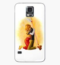 Sakura and Syaoran Case/Skin for Samsung Galaxy