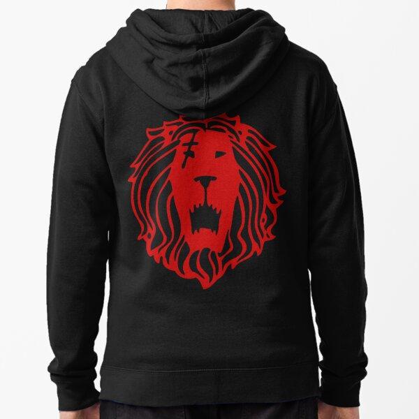 Lion's Sin of Pride - Escanor Zipped Hoodie