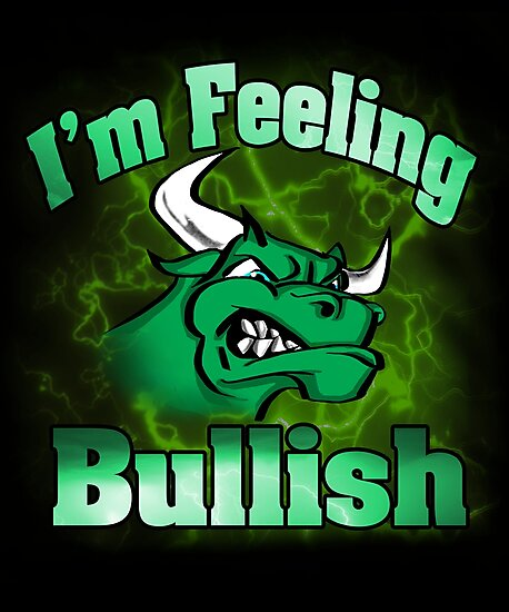 b7a3cfa3f53 I m Feeling Bullish Stock market