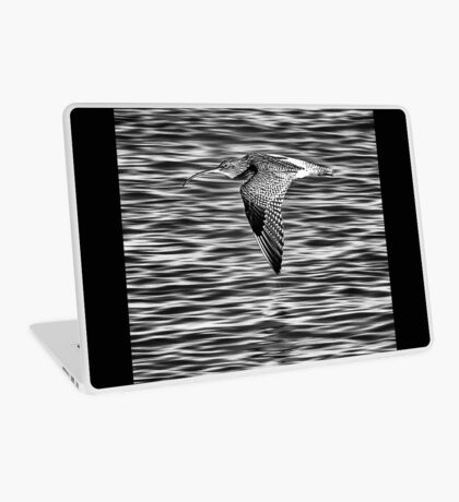 Flight of the Curlew Laptop Skin