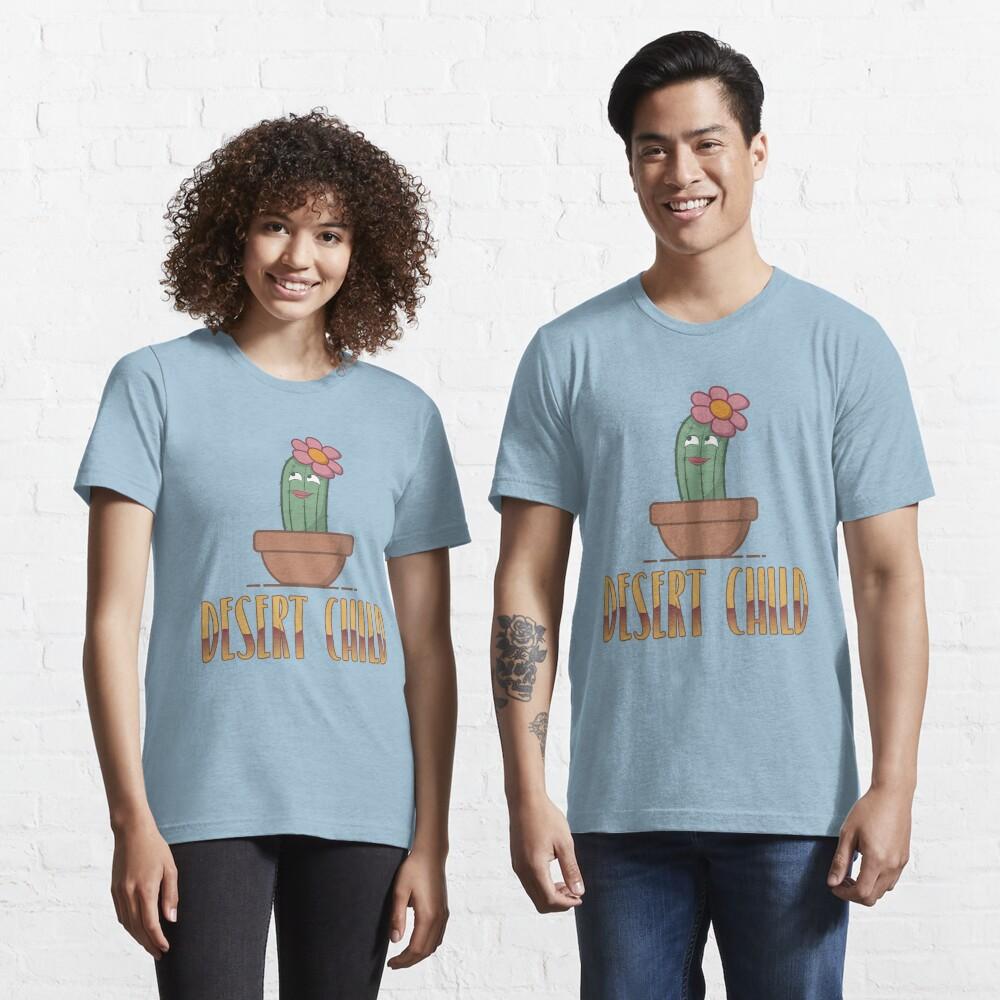Desert Child - Funny Cactus Pun Gift Essential T-Shirt