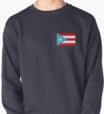 Flag of Puerto Rico (1895-1952)/ Nationhood Flag Pullover