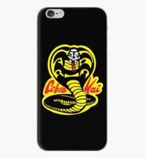 Cobra Kai Dojo - Black iPhone Case