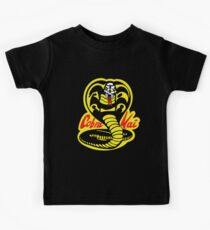 Cobra Kai Dojo - Black Kids Tee