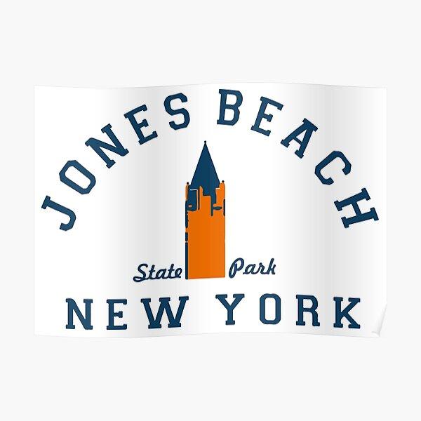 Jones Beach - Long Island. Poster