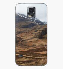 Scottish Highlands Case/Skin for Samsung Galaxy
