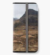 Scottish Highlands iPhone Wallet/Case/Skin