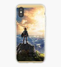 Legend of Zelda : Breath of the Wild Art iPhone Case