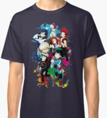 Boku no hero Classic T-Shirt