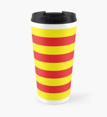 Sicilian Independence Flag Travel Mug