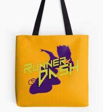 RUNNER DASH - Mike Pasuko Tote Bag