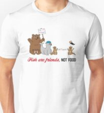 Fish Friends Unisex T-Shirt