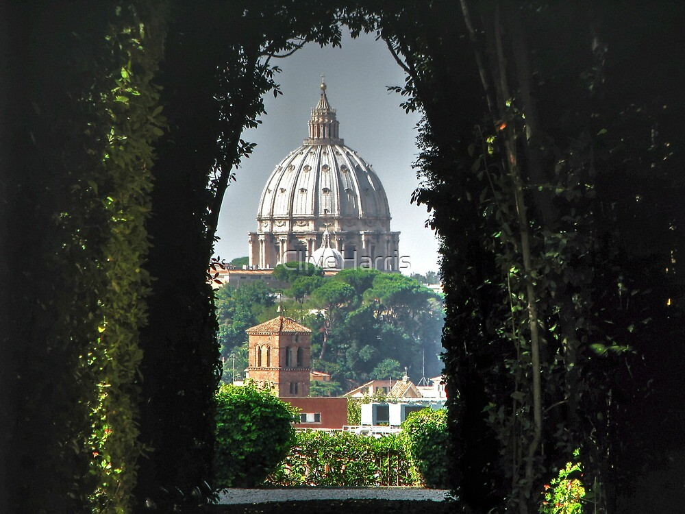 Vatican and St Peters LATEST VERSION by CliveHarris